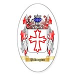 Pilkington Sticker (Oval 10 pk)