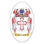 Pilkington Sticker (Oval 50 pk)
