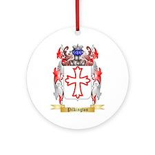 Pilkington Round Ornament