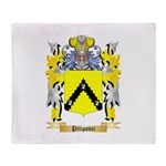 Pilipovic Throw Blanket