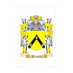 Pilipets Sticker (Rectangle 50 pk)