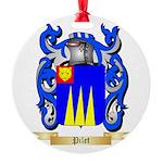 Pilet Round Ornament