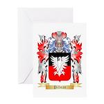 Pilbean Greeting Card