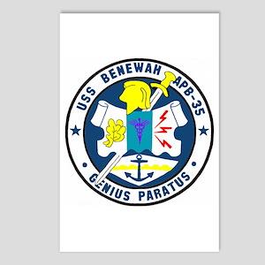 USS Benewah (APB 35) Postcards (Package of 8)