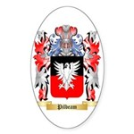 Pilbeam Sticker (Oval 50 pk)