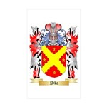 Pike Sticker (Rectangle 50 pk)