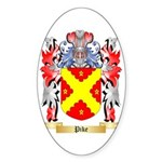 Pike Sticker (Oval 10 pk)