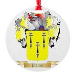 Pigram Round Ornament