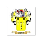 Pigram Square Sticker 3