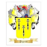 Pigram Small Poster