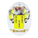 Pigram Oval Ornament