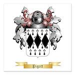 Pigott Square Car Magnet 3