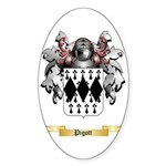 Pigott Sticker (Oval 10 pk)