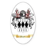 Pigott Sticker (Oval 50 pk)