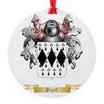 Pigot Round Ornament
