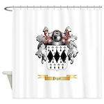 Pigot Shower Curtain