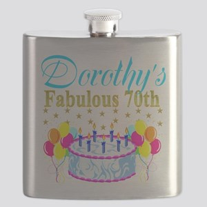 CUSTOM 70TH Flask