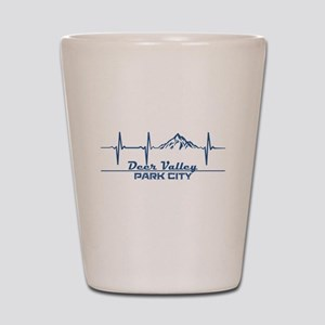 Deer Valley - Park City - Utah Shot Glass