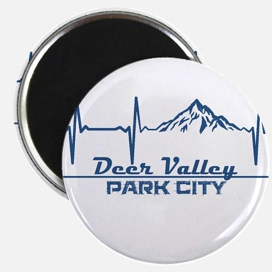 Deer Valley - Park City - Utah Magnets