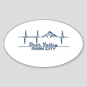 Deer Valley - Park City - Utah Sticker