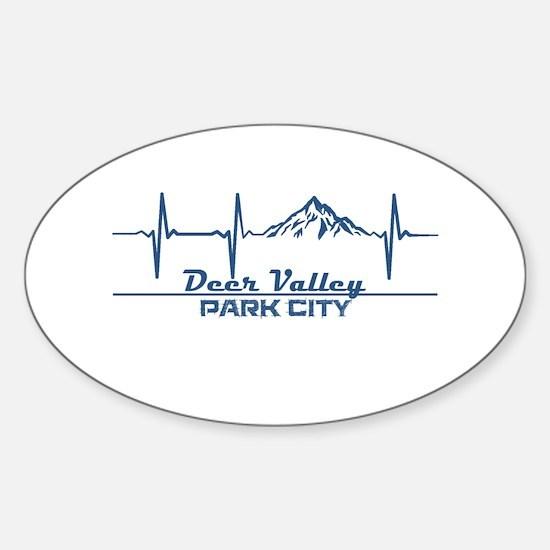 Deer Valley - Park City - Utah Decal