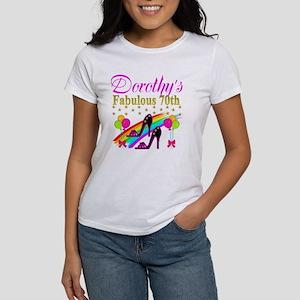 CUSTOM 70TH Women's T-Shirt