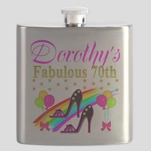 CUSTOM 70TH Flask