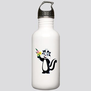 Friendle Skunk with Fl Stainless Water Bottle 1.0L