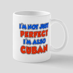 Not Just Perfect Cuban Mugs
