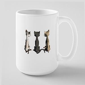 Cute cartoon cats Mugs