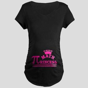 Math Princess Maternity T-Shirt