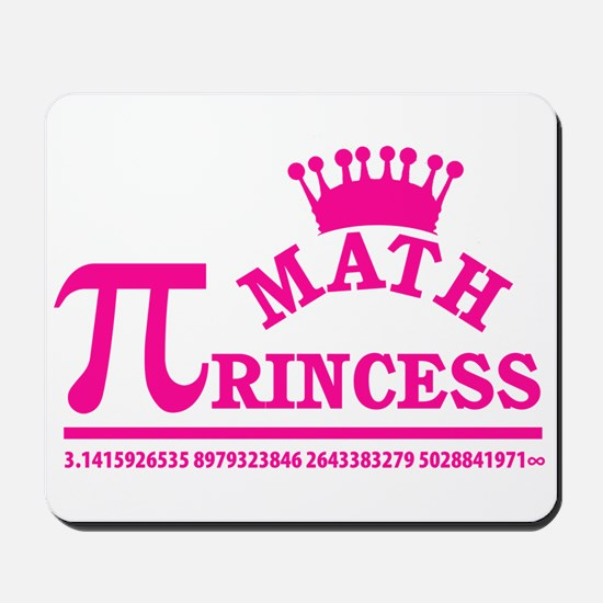 Math Princess Mousepad