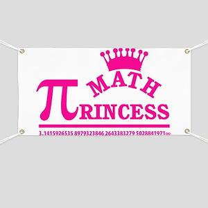 Math Princess Banner