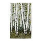 White birch 3x5 Rugs