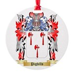 Pighills Round Ornament
