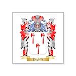 Pighills Square Sticker 3