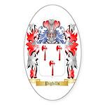 Pighills Sticker (Oval)