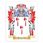 Pighills Small Poster