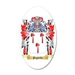 Pighills 35x21 Oval Wall Decal