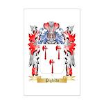 Pighills Mini Poster Print