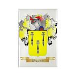 Piggrem Rectangle Magnet (100 pack)
