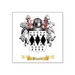 Piggott Square Sticker 3