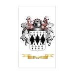 Piggott Sticker (Rectangle)