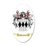Piggott 20x12 Oval Wall Decal