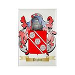 Pigdon (2) Rectangle Magnet (100 pack)