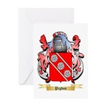 Pigdon (2) Greeting Card