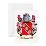 Pigdon (2) Greeting Cards (Pk of 10)