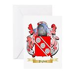 Pigdon (2) Greeting Cards (Pk of 20)