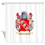 Pigdon (2) Shower Curtain