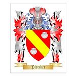 Pietzker Small Poster